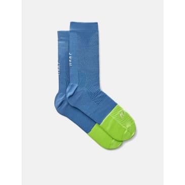 MAAP Division Sock - Steel Blue