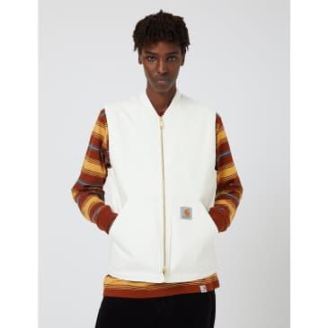 Carhartt-WIP Vest (Organic Cotton) - Wax Rigid