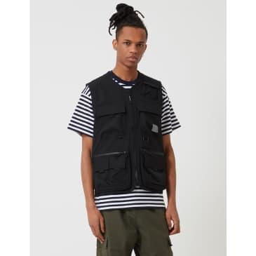 Carhartt-WIP Elmwood Vest (Stretch) - Black