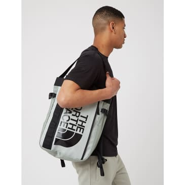 North Face Camp Tote - Wrought Iron/TNF Black