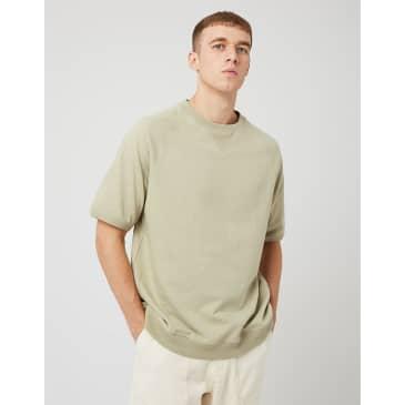 Uniform Bridge Raglan MTM T-Shirt - L.E Green