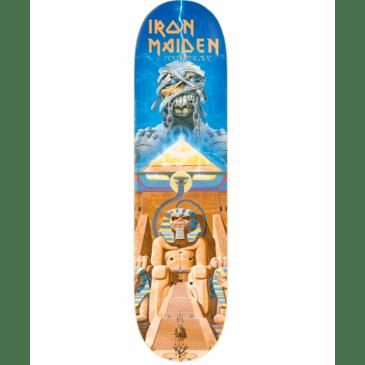 "Zero Iron Maiden ""Powerslave"" 8.25 Deck"