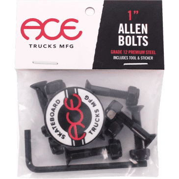 "Ace 1"" Allen Hardware set"