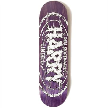 """Real Skateboards - Real - Harry Lintell Pro Oval deck - 8.28"""""""
