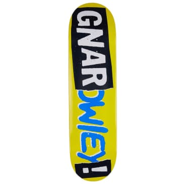 """Free Dome Skateboards - GNARowley! Deck 8.375"""" Wide"""