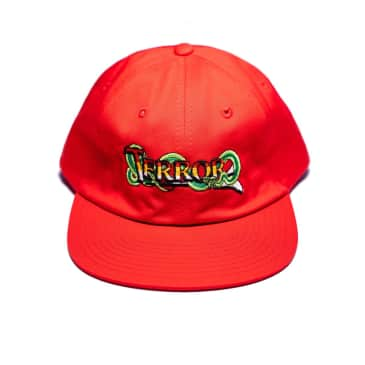 Terror of Planet X Arcade Snap Back - Red