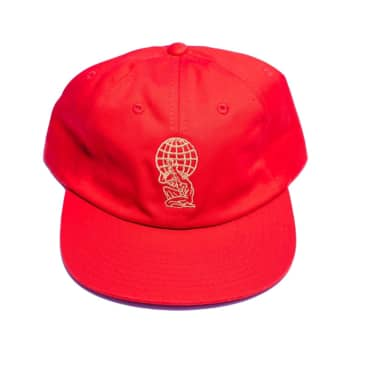 Terror of Planet X Atlas Snap Back - Red