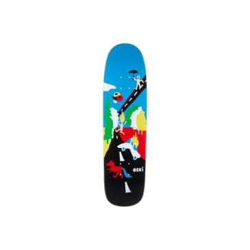"Polar Skate Co - Oskar Rozenberg - Beautiful Day - P9 8.625"""