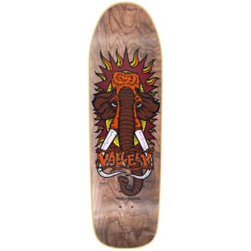 """New Deal - 9.5"""" Vallely Mammoth Screen Print Brown"""