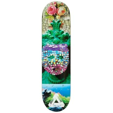 Palace Skateboards Fairfax Pro S22 Skateboard Deck - 8.06""