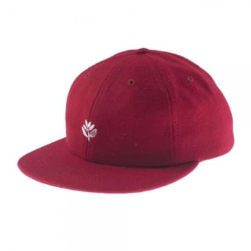 Magenta Skateboards Plant Wool Cap (Red)