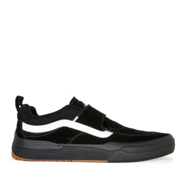 Vans Kyle Walker Pro 2 Skate Shoes - Black / Black