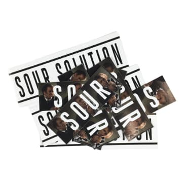 Sour Solution Sticker Pack (10 count)