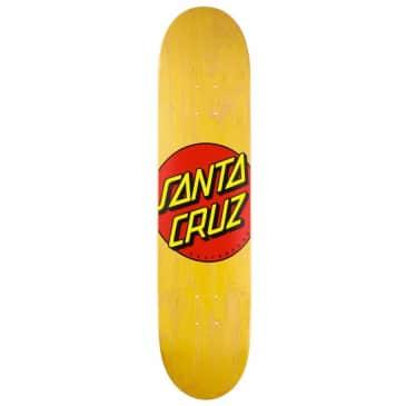 "Santa Cruz - Classic Dot Skateboard - 7.75"""