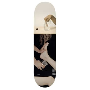 Isle Skateboards Jenna Westra Series Mike Arnold Skateboard Deck - 8.5""
