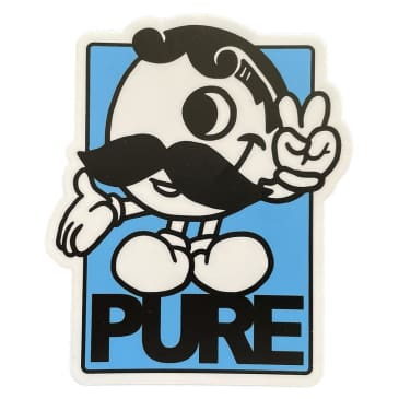Pure Boh Sticker