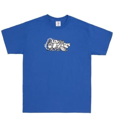 Alltimers Grass Copper T-Shirt - Royal Blue