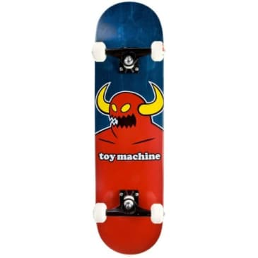 """Toy Machine Monster Mini Complete 7.375"""""""