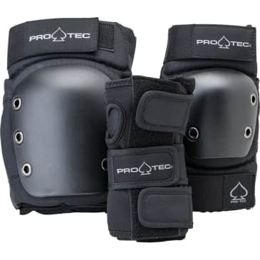 Pro Tec Jr. Street Gear 3 Pack - Youth