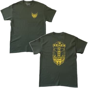 Energy Dirt Town T-Shirt (Military Green)