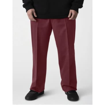 Dickies Jamie Foy Signature Collection Pants Cordovan