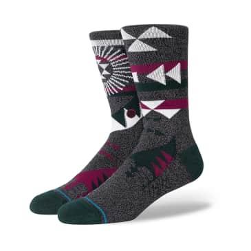 Stance Socks - Stance Sundowner Crew Socks | Black