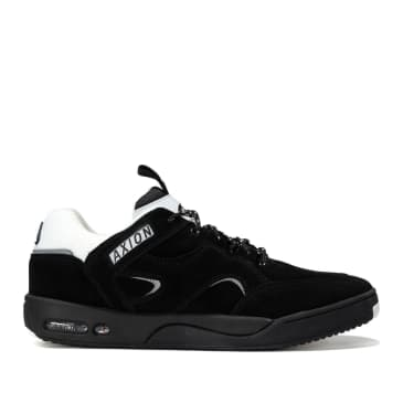 Axion Genesis Skate Shoes - Black / Silver