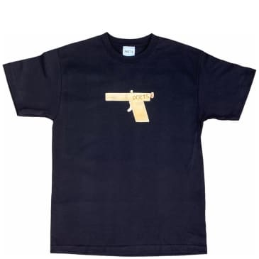 Poets Glock T-Shirt - Black