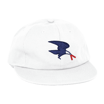 LESS THAN LOCAL - USPS Bring Peace Hat White