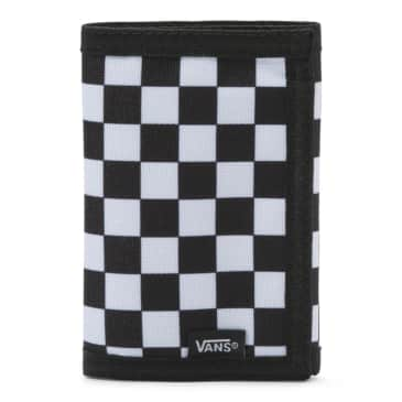 Vans Slipped Wallet Black/White Checkerboard