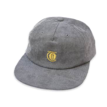 Theories Brand- Lantern Corduroy Hat Pewter