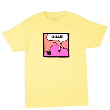 Quasi Talk T-Shirt - Banana