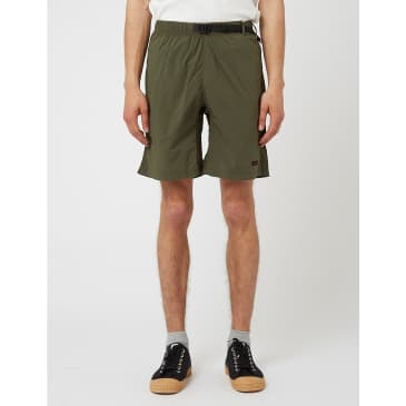 Gramicci Packable G-Shorts (Twill) - Olive Green