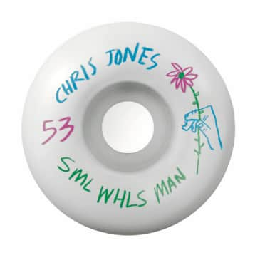 SML Pencil Pushers Chris Jones OG Wide 53mm
