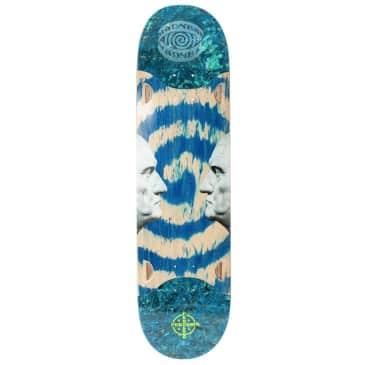 "Madness Skateboards - Perelson Bi-Polar Slick Deck 8.375"" Wide"