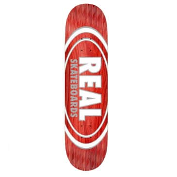"""Real Skateboards -Oval Pearl Patterns Team Series - 8.5"""""""