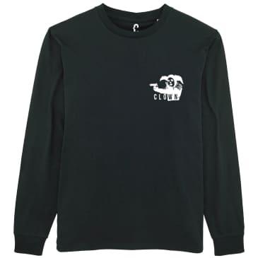 Clown Manifesto Dub Long Sleeve T-Shirt - Black