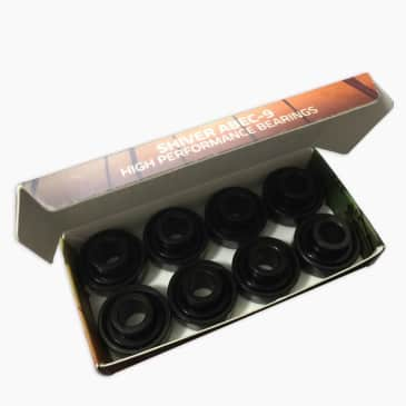 Shiver Abec 9 Bearings - Pack of 8
