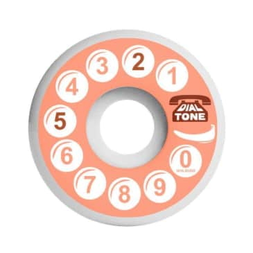 Dial Tone Wheels OG Rotary 52mm