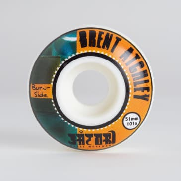 Satori - Brent Atchley Burnside Wheels 51mm