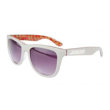 Santa Cruz Classic Dot Sunglasses - Cool Grey