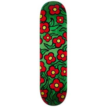 Krooked Skateboards - Wild Style Flowers