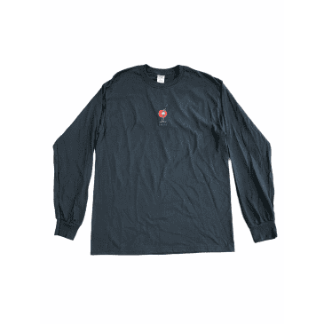 LESS THAN LOCAL - Solidarity Longsleeve T-Shirt Black