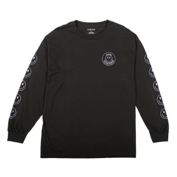 PICTURE SHOW BE KIND L/S TEE - BLACK