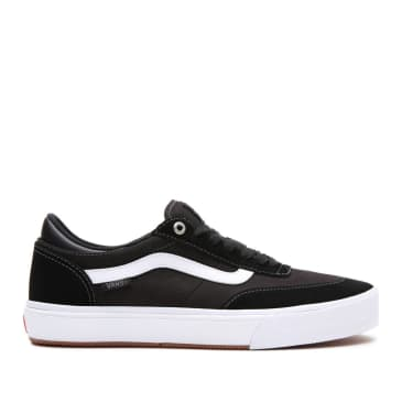 Vans Gilbert Crockett 2 Pro Skate Shoes - Black / True White