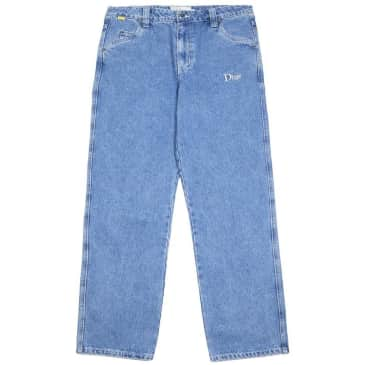Dime Denim Pants - Light Wash