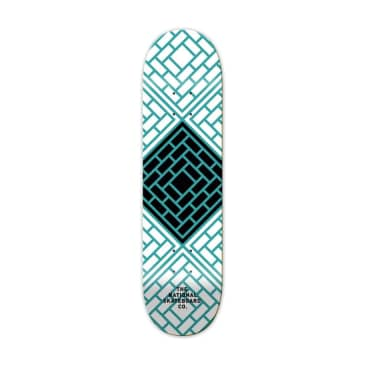 The National Skateboard Co. - The National Skateboard Co. - Classic Blue - Medium Concave - 8.125