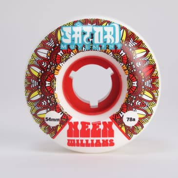Satori - Neen Williams Cruiser Wheels 54mm