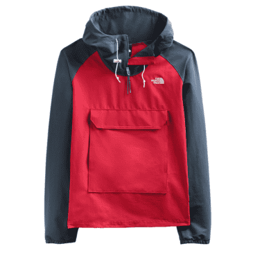 The North Face Class V Fanorak - Red/Vintage Indigo