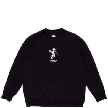 Dancer OG Logo Crew Sweatshirt - Black